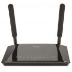 D-Link DIR-618 802.11b/g/n 300Mbps WiFi Wireless Router - Black