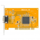 4 Channels PCI Surveillance Security Video Monitoring Capture Card
