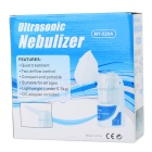 Portable Ultrasonic Nebulizer -White