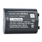 Replacement 11.1V 2200mAh Battery Pack for Nikon D3/D2H/D2HS/D2X/D2XS/F6