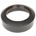 77mm 3-Fold Rubber Lens Hood - Black