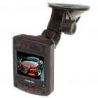"VOSONIC V737W 1.0MP Wide Angle Car DVR Camcorder w/ Night Vision/TF Slot (2.4"" TFT LCD)"