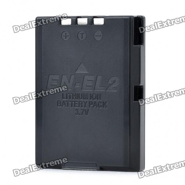 Replacement 3.7V 1100mAh Battery Pack for Nikon Coolpix 2500/3500/SQ