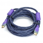 1080P HDMI V1.4 M-M Connection Cable (5M-Length)