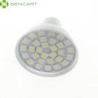 MR16 5.5W 360LM Cold White Light 30*5050 SMD LED Cup Bulb (DC 12V)