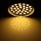 E27 5.5W 360LM Warm White Light 30 * 5050 SMD LED Cup Lâmpada (AC85 ~ 265V)