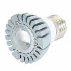 E27 3W 7000K 160-Lumen White LED Light Bulb (220V)