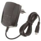 AC Power Adapter for HTC Desire S/G7S/WildFire S/G8S/G15/G16 - Black (AC 100~240V/EU Plug)