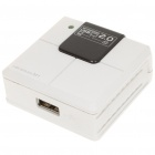 USB 2.0 Networking LPR Print Server - White