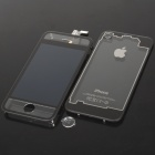 Replacement LCD Screen +Touch Screen Digitizer w/ Back Cover Set for iPhone 4 - Black