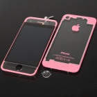 Replacement Touch Screen Digitizer w/ Back Cover Set for iPhone 4 - Pink