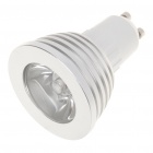 GU10 1-LED Slot Aluminum Alloy Bulb Shell