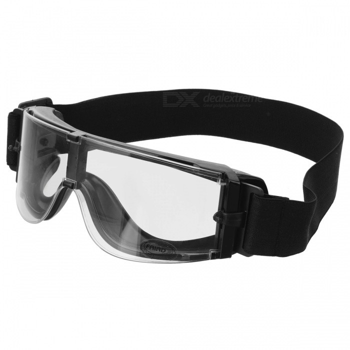 Tactical Outdoor War Game UV400 Protection Goggles