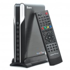 BARU X5 Android 2.2 Google TV Player w/ 3 x USB/ SD / HDMI / RJ45 / Optical / YPbPr / AV - Black