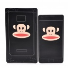 Protective Back Skin Sticker for Samsung Galaxy S2 i9100 - Paul Frank Pattern