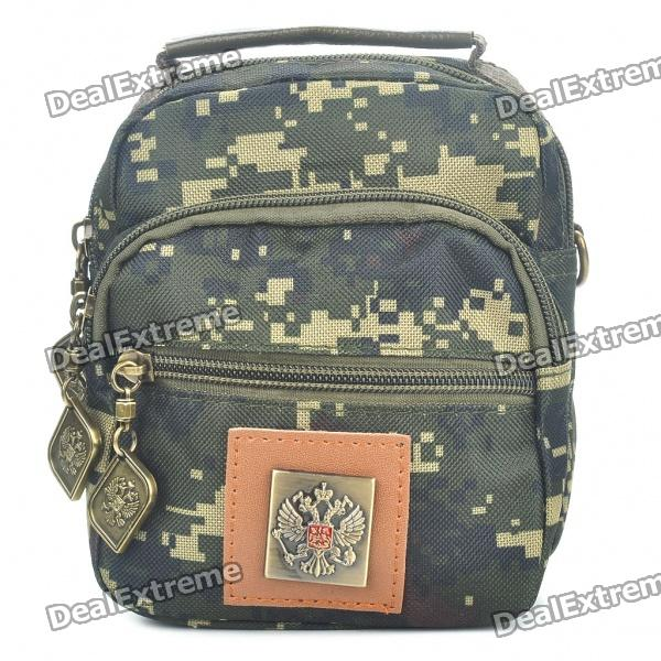 Outdoor Sports Water Resistant Nylon Bag for Digital Camera/Cell Phone/Wallet/Small Gadgets