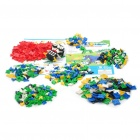 3D Animal Models Building Blocks Educational Assembly Toy (790-Piece Pack)