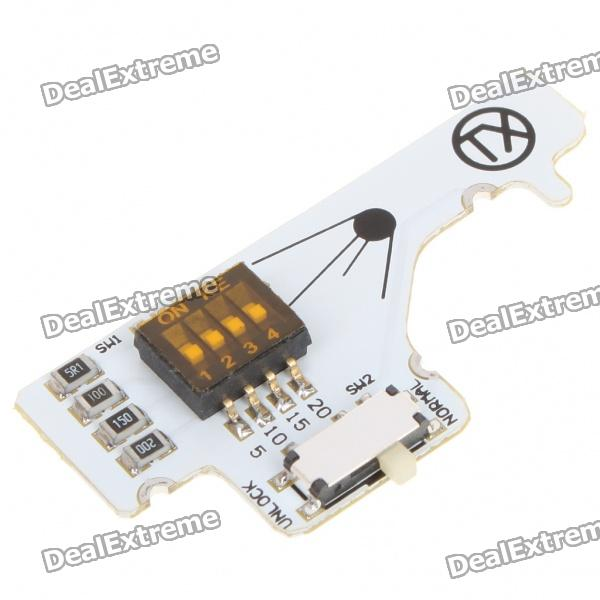 Sputnik360 Liteon DG-16D4S DVD Unlock Switch for Xbox 360