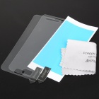 Imos Matte Screen Protector/Guards with Cleaning Cloth Set for Samsung i9100