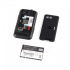 "Genuine Motorola DEFY 3.7"" Capacitive Android 2.2 3G WCDMA Smartphone w/ WiFi + A-GPS - Black"