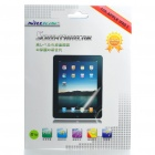 Protective Matte Frosted Screen Protector Guard with Dustproof Film & Cleaning Cloth for Ipad 2