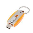 Compact Slide-out USB 2.0 Flash/Jump Drive (4GB)