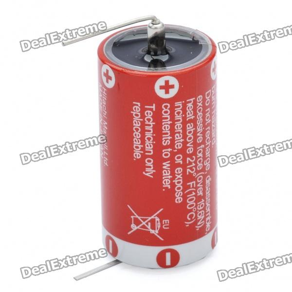 MAXELL ER17/33 Non-Rechargeable 3.5V 1600mAh Battery maxell er17 33 non rechargeable 3 5v 1600mah battery