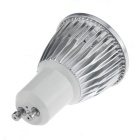 GU10 5W 500LM 3000K Warm White Light 5-LED Cup Bulb (AC 85~265V)