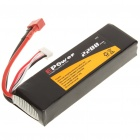 Replacement 11.1V/12.6V 25C 2200mAh Li-Poly Battery Pack for R/C Helicopter