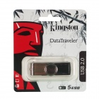 Original Kingston High Speed ​​USB 2.0-Flash-Laufwerk - Schwarz (16GB)