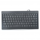 Compact USB Wired 87-Key Keyboard (120CM-Cable)