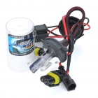 H4 36W 8000K 3300-Lumen White Light HID Headlamps Set (12V/Pair)