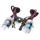 H11 36W 8000K 3300-Lumen White Light HID Headlamps Set (12V/Pair)