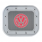 Decorative Car Fuel Gas Tank Cap Cover Sticker - VW Volkswagen Logo