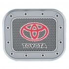 Decorative Car Fuel Gas Tank Cap Cover Sticker - Toyota Logo