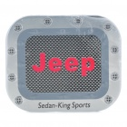 Decorative Car Fuel Gas Tank Cap Cover Sticker - Jeep Logo