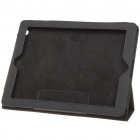 Style Protective PU Leather Case for Ipad 2 - Black