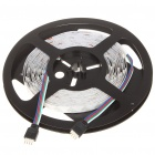 36W 150x5050 LED RGB Multicolored Flexible Light Strip (5M-Length/DC 12V)