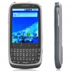 "G88 2,8 ""Touch Screen Android 2.2 Dual SIM Quadband GSM Qwerty TV Smartphone w / Wi-Fi - Black"