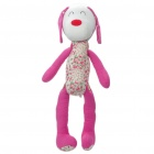 Stylish Fabric Art Cartoon Dog Style Doll Toy (Posture Adjustable)