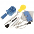 Professional 12-in-1 Watch Repair Tools Kit