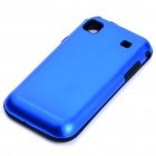 Protective Back Case for Samsung Galaxy S i9000 - Blue