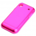 Protective Back Case for Samsung Galaxy S i9000 - Deep Pink