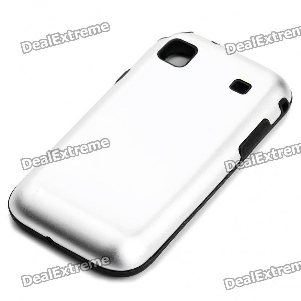 Protective Back Case for Samsung Galaxy S i9000 - Silver от DX.com INT