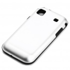 Protective Back Case for Samsung Galaxy S i9000 - Silver
