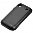 Protective Back Case for Samsung Galaxy S i9000 - Black