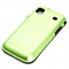 Protective Back Case for Samsung Galaxy S i9000 - Green