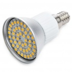 E14 3.5W 195LM Warm White Light 48*SMD 3528 LED Cup Bulb (85~265 V)