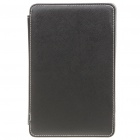 "Protective PU Leather Case for 7"" Tablet - Black"