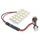 1.5W 6500K 68LM 18-SMD LED White Light für Auto (12V)